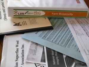 Baregamerino Farm Biosecurity